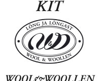 Kit by Wool&Woollen