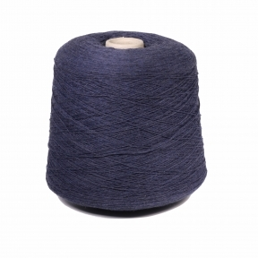Biocotton dark blue, 0,93 kg