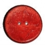 Decorative coconute button, 40mm, L60