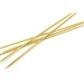 Pullover bamboo Knitting Needles 15cm, 5.0mm