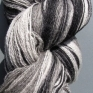Artistic 1-ply, Aade yarn, Black and White, 132g